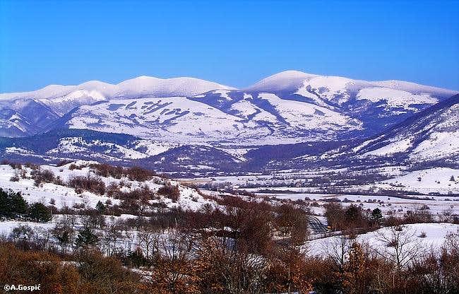 ~ Lika region / Gornja Ploca...