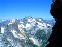 Mt. Logan from near Storm King