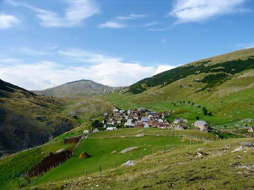 Lukomir village, the highest...