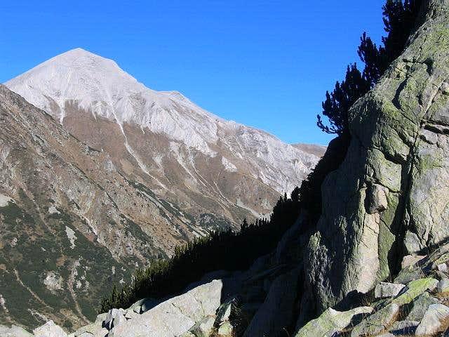 Vihren (2914 m) from visit...