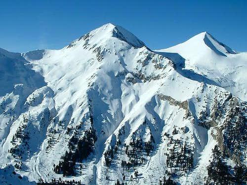 Vihren (2914 m) & Kutelo...