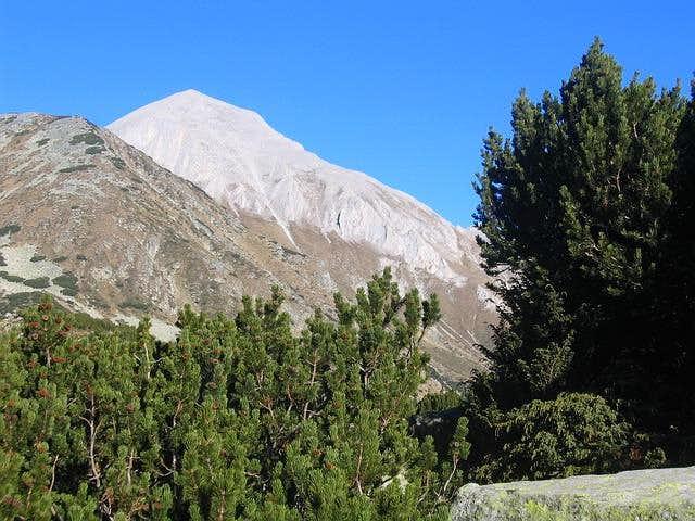 Vihren (2914 m) peak from...