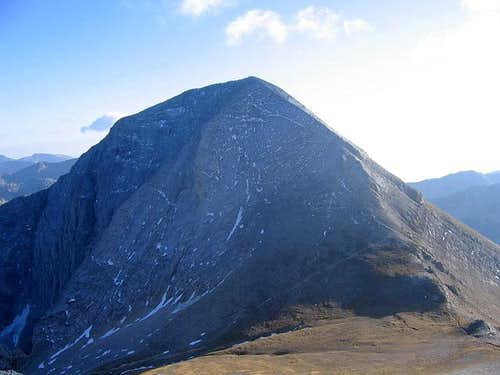 Western side of Vihren (2914...
