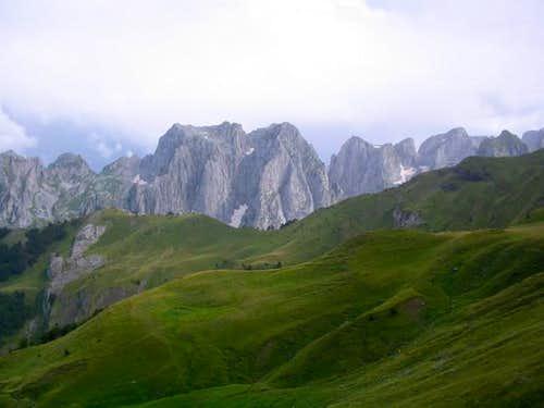 From Popadija ridge... Great...
