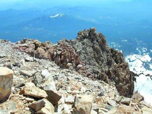 view from the summit - july...
