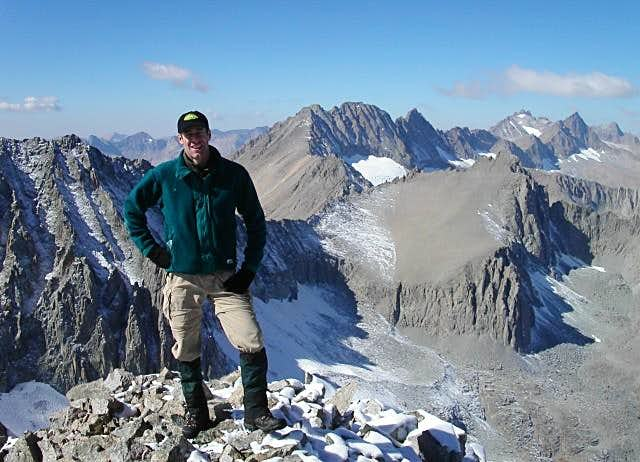 From the summit of Birch,...