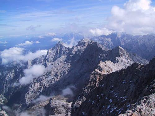 View of Hollentalgrat from...