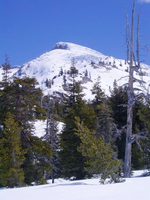 Pyramid Peak from the West...