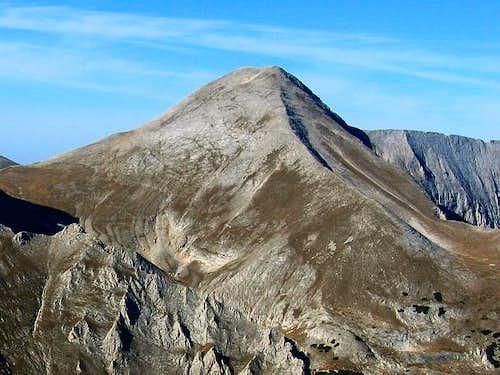 Kutelo (2908 m) massif from...