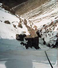 Final Pitch below summit--the...