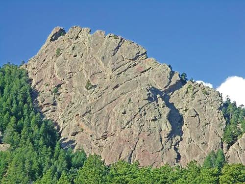 North Arête of the First Flatiron