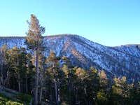 East San Bernardino Peak as...
