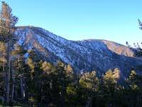East San Bernardino Peak...