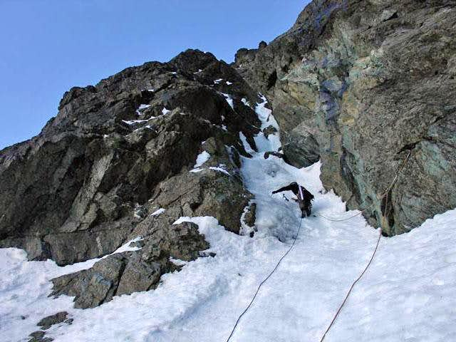East Face Couloir