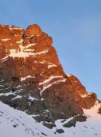 The West Face and South...
