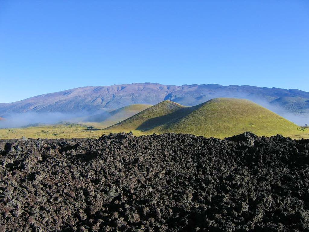 Mauna Kea from Saddle Road