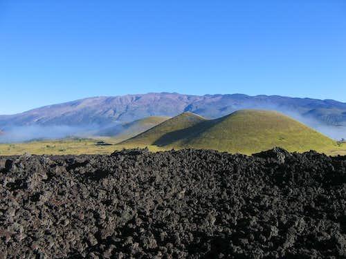 Mauna Kea from Saddle Road