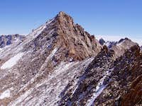 The NW Ridge and North Face...