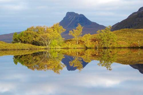 Stac Pollaidh, Ross and...