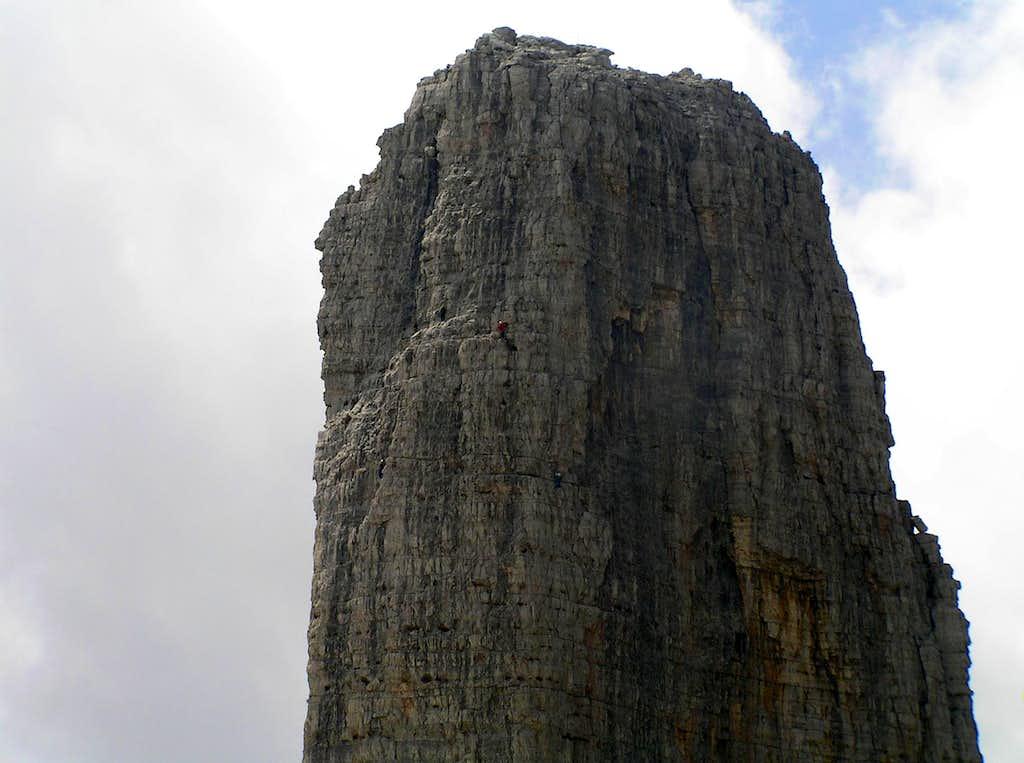 Campanile Basso (2883m)