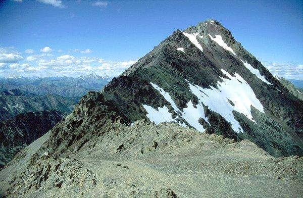 North Gardner Mountain from...