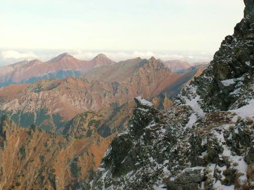 Belanske Tatry (background)...