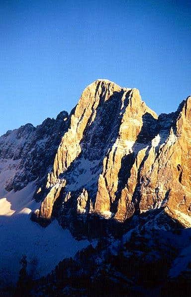 Skrlatica (2740m), Photo by...