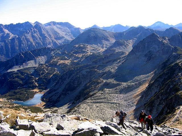 Todorka ascent