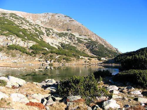 View to Hvoinato Ezero from...