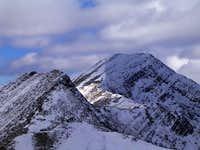 Hermit Peak and Rito Alto...