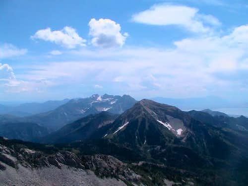 pfeifferhorn peak.. looking...