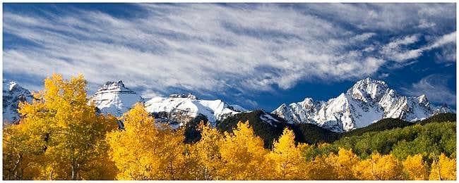 Mount Sneffels Fall 2005...