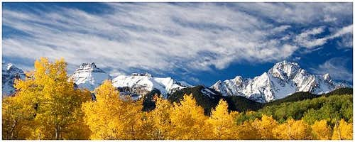 Mount Sneffels Fall 2005...