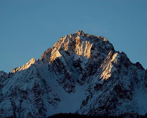 Mount Sneffels North facing...