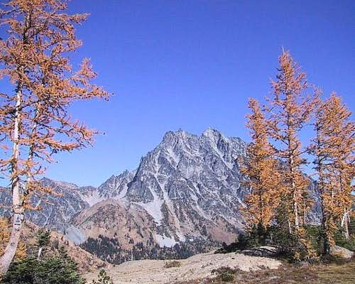 Mt. Stuart on Oct 9, 2002,...