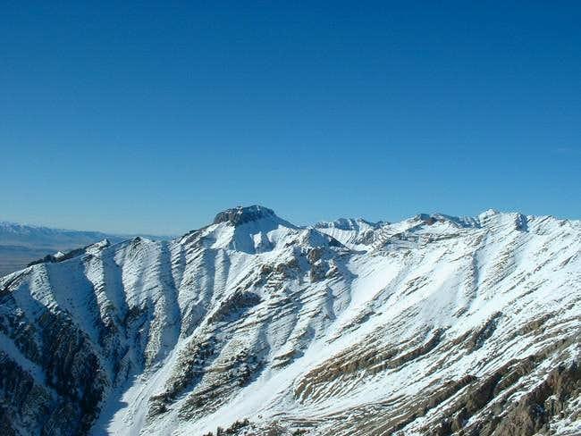 I took this photo of Mt....