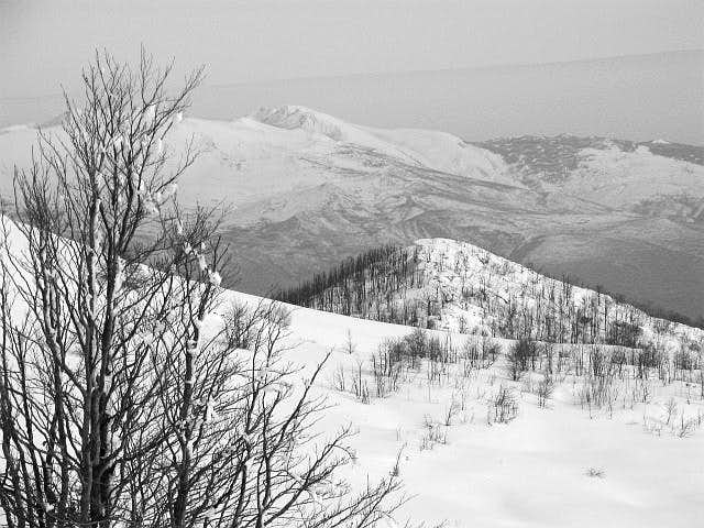 Kamesnica-Croatia. View from...