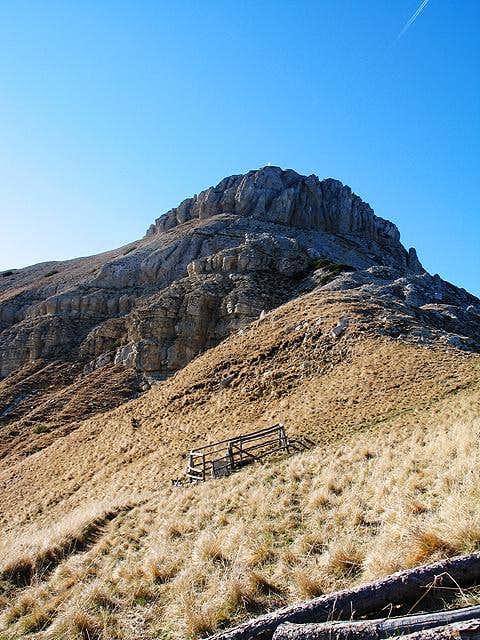 Monte Cornetto 2180 mt.
