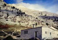 The church of Panagia...
