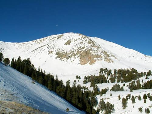 Octoberfest Peak\'s summit and...