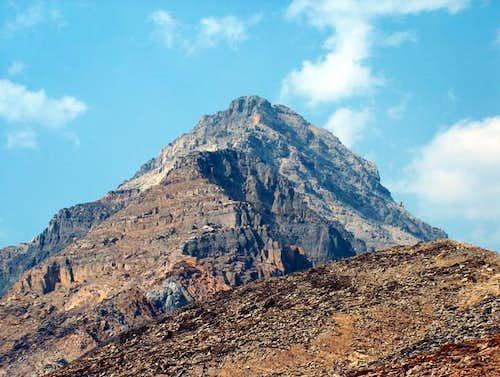 Mount Carnarvon