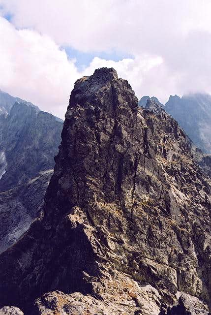 Rumanov Stit(2428) - summit...