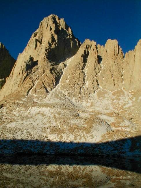 Mount Whitney. D. Halley