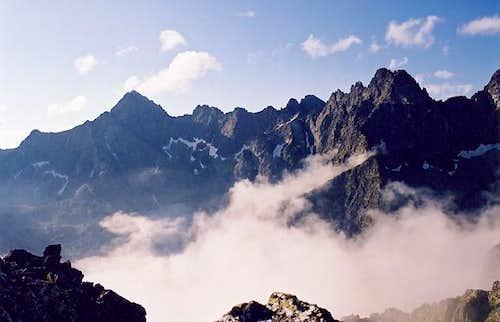 Mlynar summit view   Ganek...