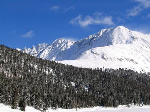 """Drift Peak"" as seen from the..."