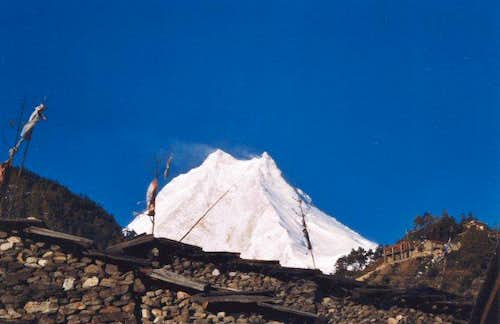Manaslu - 8th highest peak in the world