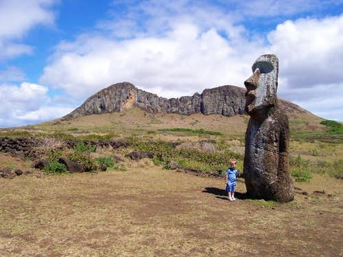Easter Island and French Polynesia November 2005