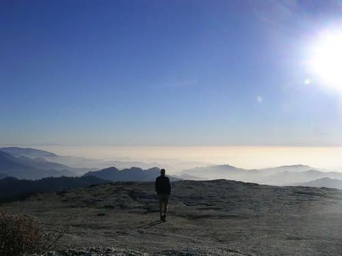 Little Baldy summit. (Photo:...