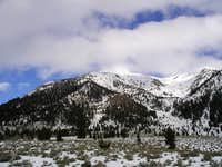 Easley Peak in December 2004,...