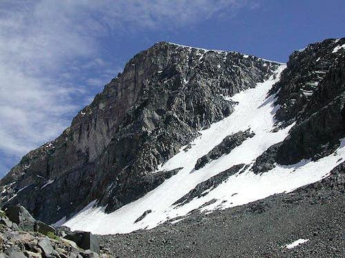 Mount Dana\'s Northeast Face...